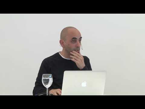 Digital Fabrication Lecture Series  Nader Tehrani