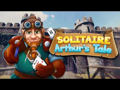 Solitaire: Arthur's Tale For Pc - Download For Windows 7,10 and Mac