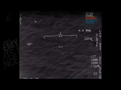 Mystery Object Over Atlantic Ocean Stuns Military Personnel
