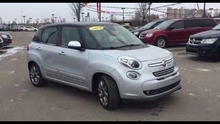 Fiat 500L 2014 Videos