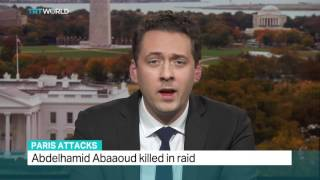 TRT World - Interview with Joel Day about Paris attacks and the global war on Daesh