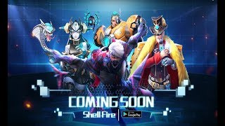 ShellFire - MOBA FPS - Android Gameplay