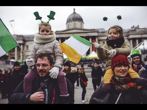 【Made In London】EP 25 A Very Green Parade | St. Patrick's Day 2018