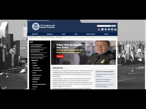 Yelled At TSA/Global Entry Officer - Global Entry Review