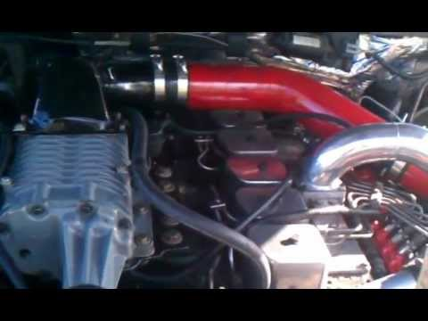 Supercharged Turbocharged Cummins Powered Ford F150  YouTube