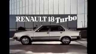 Renault 18 turbo 80