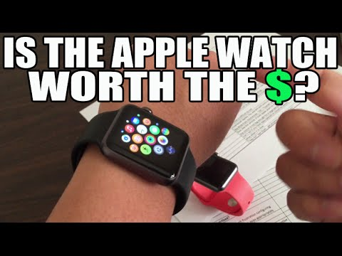 Is The Apple Watch Worth The Money $? (Apple Watch Review After 4 Months)