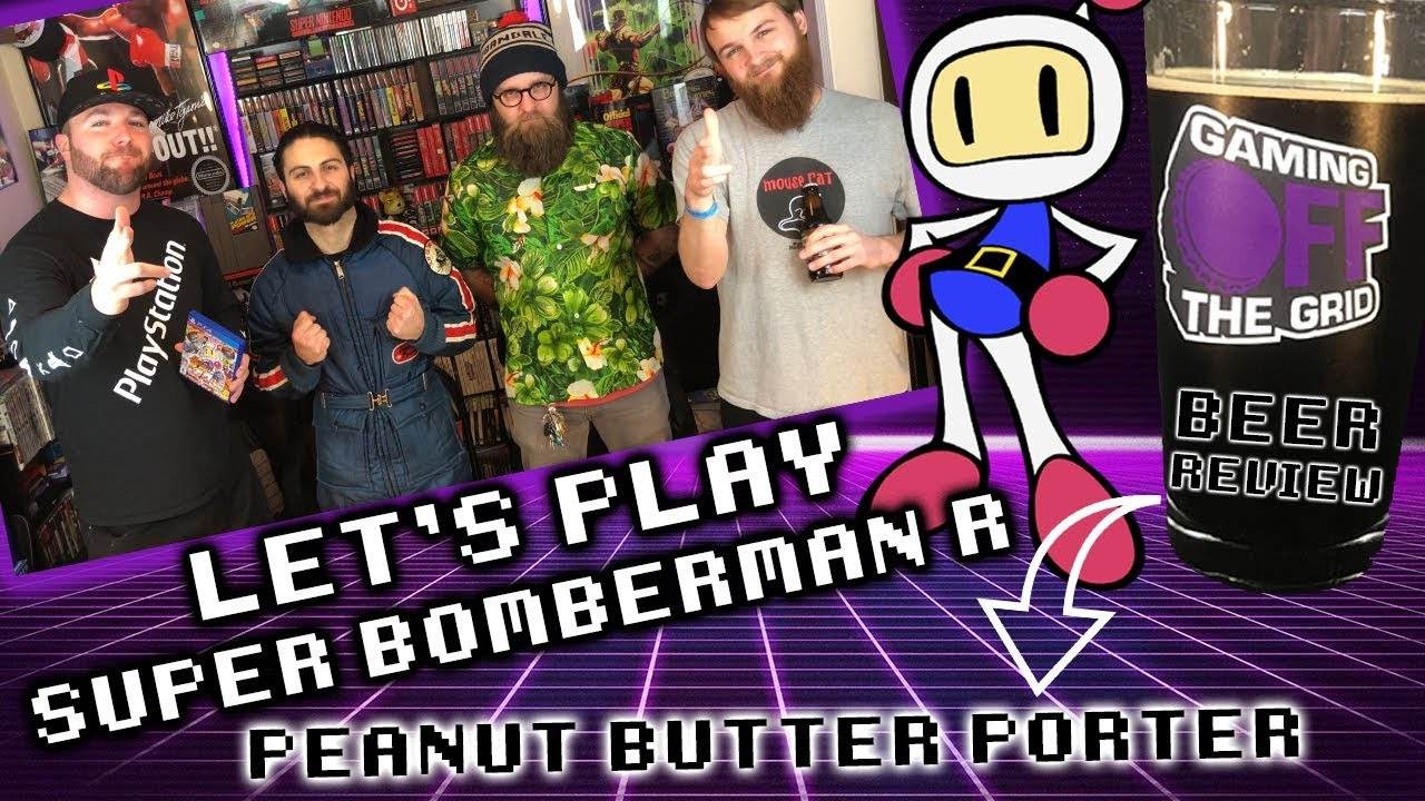 Let's Play Super Bomberman R | Gaming Off The Grid