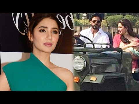 Mahira Khan Spills The Beans About Her First Scene Shot Opposite Shah Rukh Khan