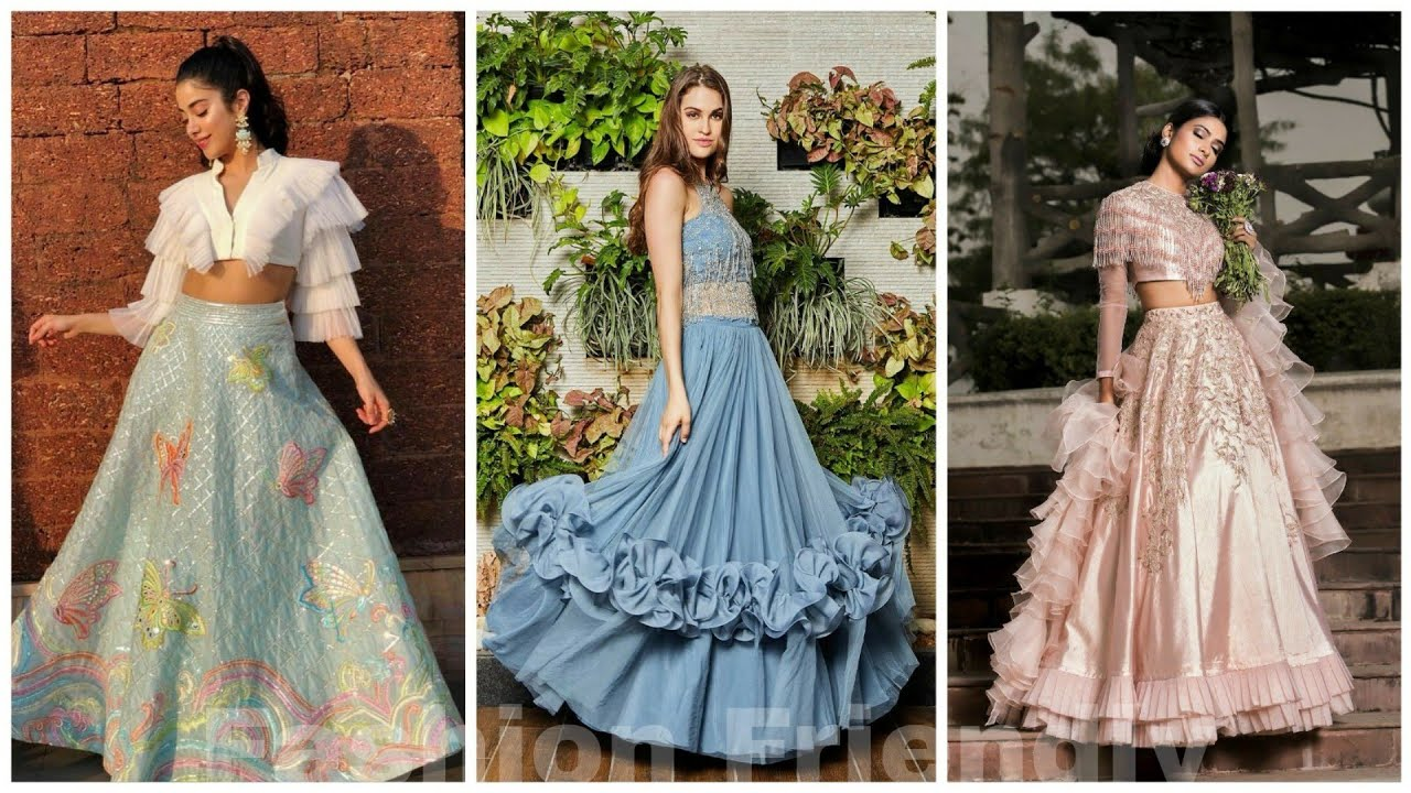 Modern Lehenga Choli Designs 2019 Latest Lehenga Designs 2019 Fashion Friendly Youtube,Website Design Programs