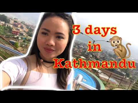 Filipina goes to Nepal. Things to do in Kathmandu in 3 days