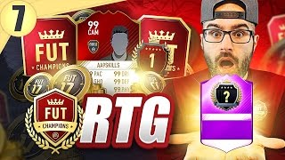 ELITE WITH A 50K TEAM? - ROAD TO FUT CHAMPIONS! #07 FIFA 17 Road To Glory