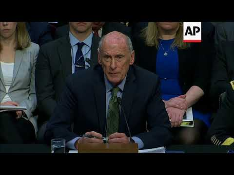 US Intel chief: North Korea is an existential threat