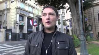 Юрий Шатунов - Интервью / репортаж  клип А лето цвета  2012