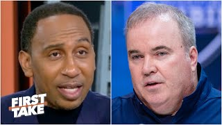 Did the Cowboys make a mistake hiring Mike McCarthy? Stephen A. says yes | First Take