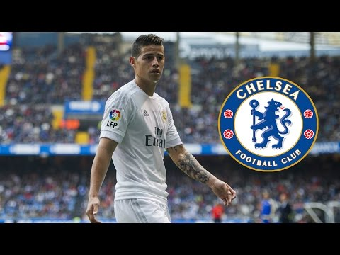 James Rodriguez 2016-17 Welcome to Chelsea...