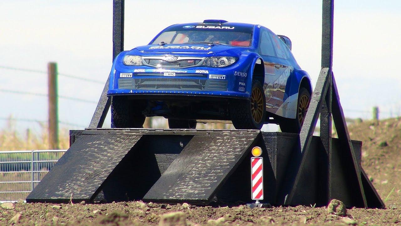 RC ADVENTURES - World Rally Championship Subaru Impreza Car ...