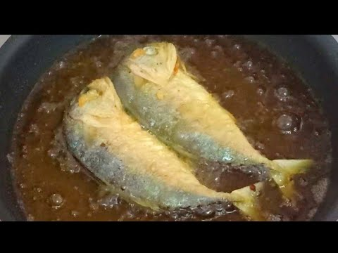ทอดปลาทูให้เหลือง สวย น่ากิน Mackerel|เข้าครัวกัน|Cat Saradee Channel