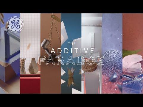 The Paradox Supercut | GE Additive Paradox