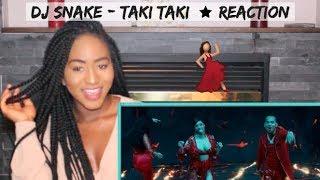 Baixar DJ Snake - Taki Taki ft. Selena Gomez, Ozuna, Cardi B   REACTION