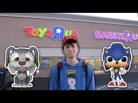 RIP Toys R Us | The Last Hunt EVER