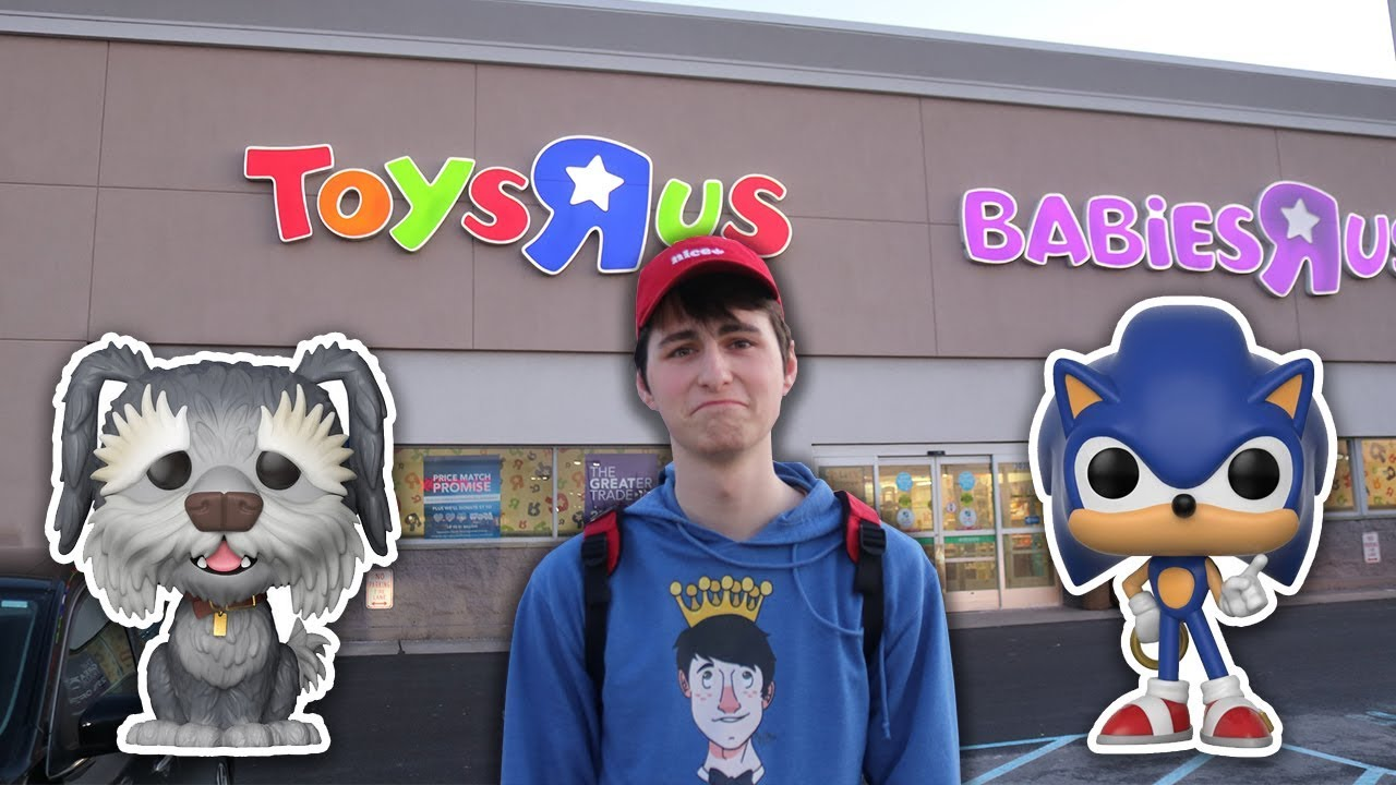 Rip Toys R Us The Last Hunt Ever Youtube