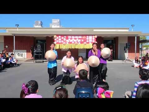 BGVSA 2018 Tet Performance @ Leo Carrillo elementary School