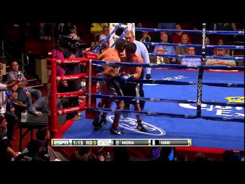 Sergio Mora vs. Abie Han