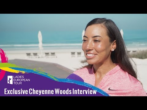 Exclusive Interview with Cheyenne Woods