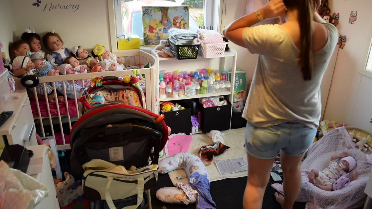 Cleaning The Nursery! - YouTube