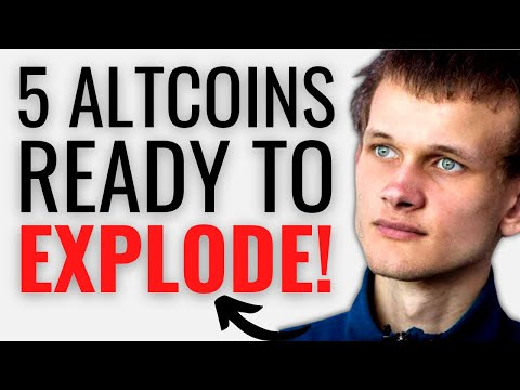 TOP 5 Altcoins Ready To BLOW UP || Best Cryptocurrency To Invest 2021 with HUGE POTENTIAL