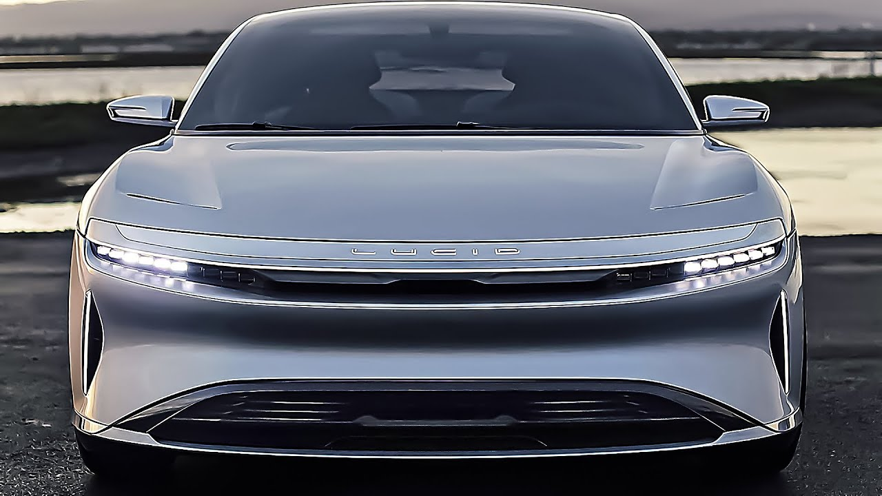 Lucid Air 2019 Tesla Model S