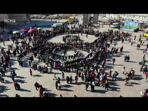 Осуохай в честь Дня Республики Саха (Якутия) 27.04.2019