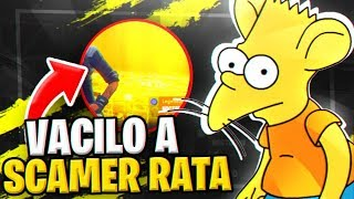 VACILO TO *SCAMER RATA* AND LOSE YOUR WEAPONS! - Fortnite Save the World