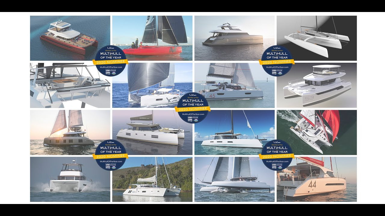Annapolis Boat Show 2020.Multihull Of The Year 2020 Intro