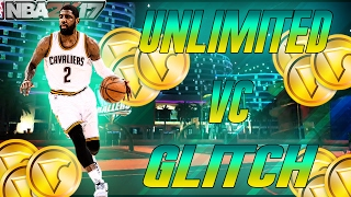 NBA 2K17 Vc Glitch: CRAZY Fast & Easy UNLIMITED VC GLITCH! GET MILLONS OF VC SECRETS! AFTER PATCH 10