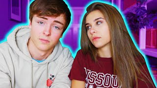 THE TIME WE ALMOST BROKE UP... (WORST FIGHT)