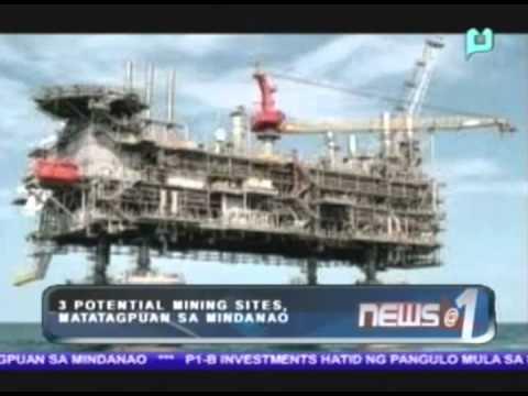 3 potensyal na mining sites, matatagpuan sa Mindanao