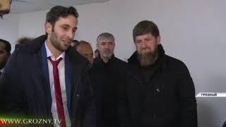 В Грозном торжественно открыли фабрику по огранке драгоценных камней