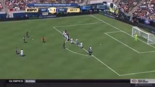 Kurzawa Amazing Goal vs inter milan (Champions Cup)