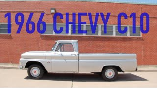 homepage tile video photo for 1966 Chevy C10 Review