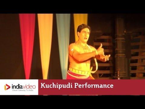 Kuchipudi performance by Kalaimamani Madhavapeddi Murthy, Mudra Fest 2012