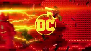 The Flash & The LEGO Batman Movie End Card