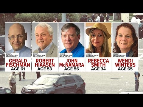 Details On The Victims Of The Annapolis Newspaper Shooting