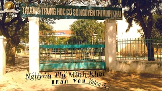 Nguyễn Thị Minh Khai Thân Yêu - Valen Sói [Video Lyrics HD]