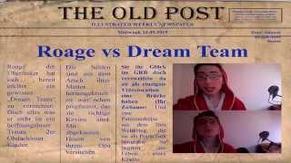 GRB 16tel (16/16) Roage vs Dreamteam (prod. by SinimaBeatz)