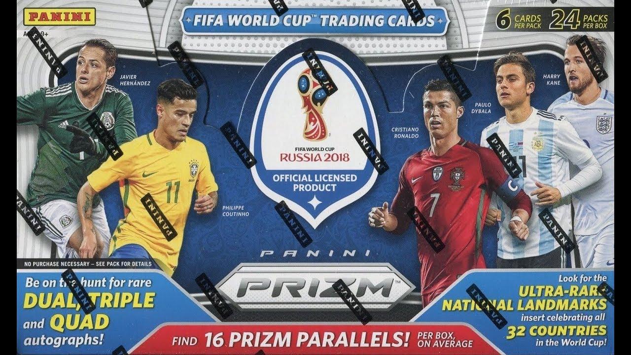 BASE CARD PANINI SOCCER PRIZM WORLD CUP RUSSIA 2018 N.20 LUKAKU BELGIUM