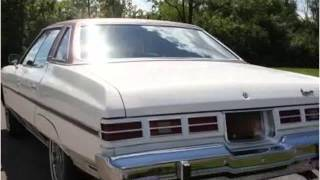 1976 Chevrolet Caprice Classic Used Cars Ft.  Wayne IN
