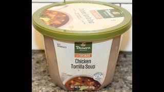 Panera Bread at Home: Chicken Tortilla Soup Review