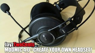 Build Your Own Favorite Gaming Headset - Modmic 4.0